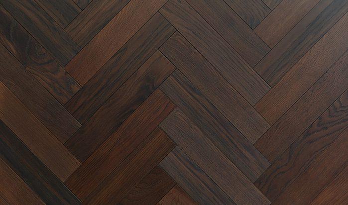 90mm Solid Herringbones Hardwood Floor
