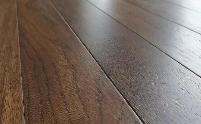 White Oak 2 Ply Engineered Wood Floor TP-01