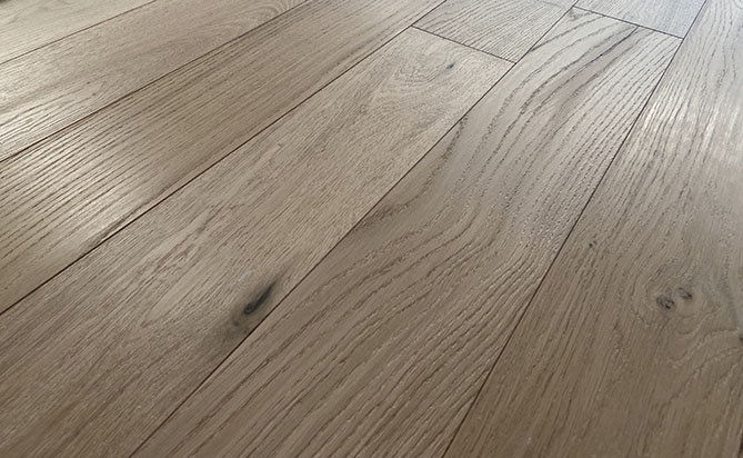 Multilayer Engineered Wooden Floor ABCD Grade