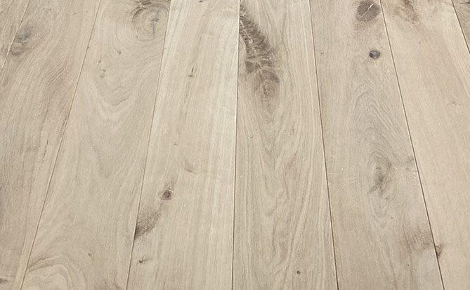 3 Layer European Oak Unfinished Wood Flooring